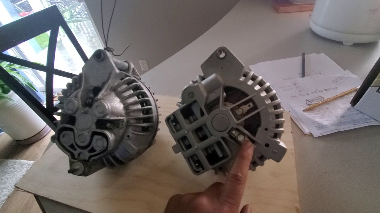 Mopar Alternator Upgrade