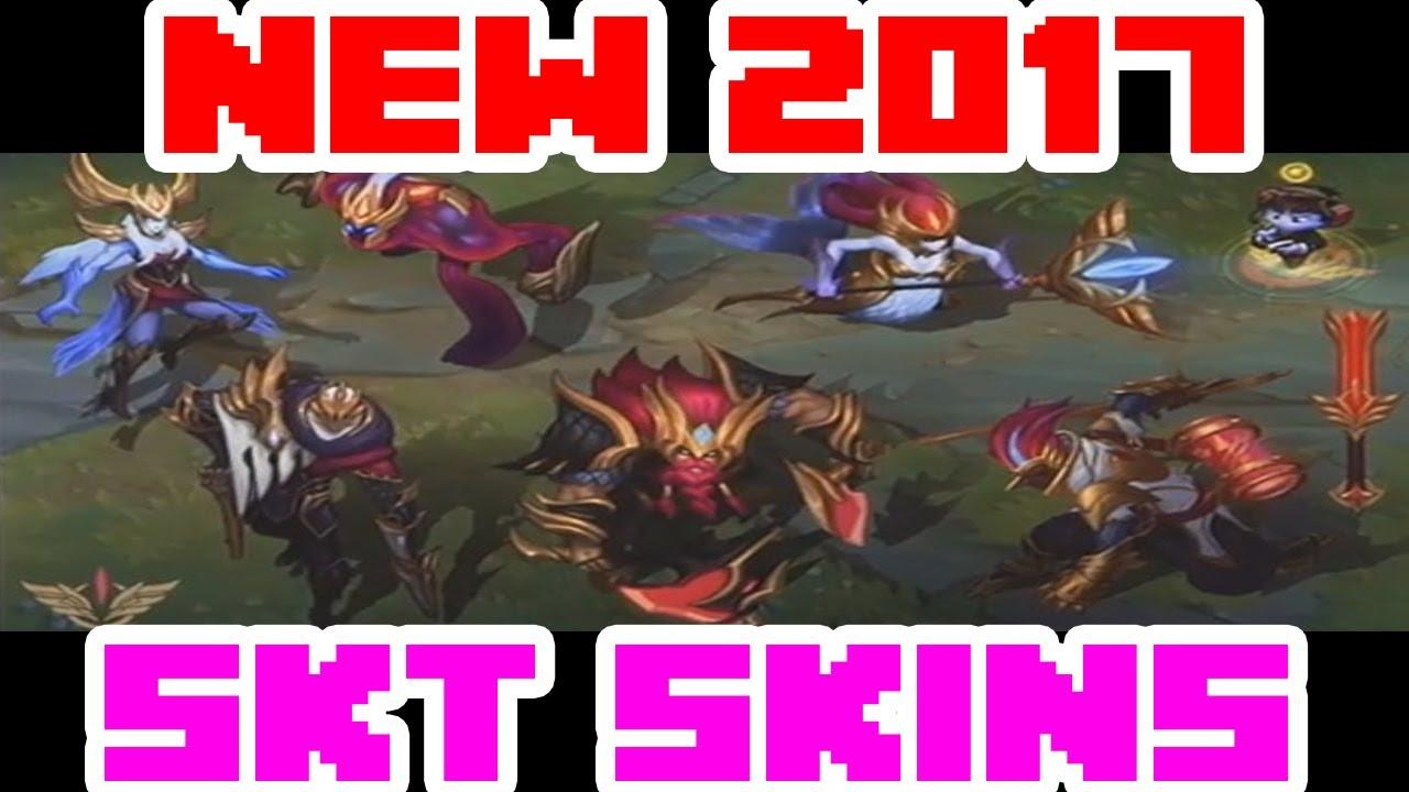 how to get skt t1 skins