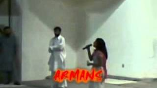 vuclip SALMA SHAH  ANGRI MODE IN SHOW (FIGHT)