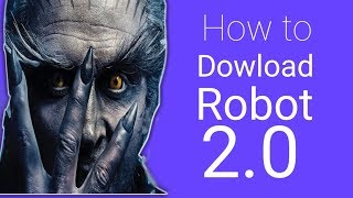 How to dowload Robot2.0