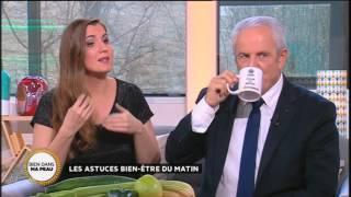 Gambar cover Les astuces bien-être du matin