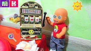 МАКС ВСЕ ПРОИГРАЛ. Game over. Катя и Макс веселая семейка. Мультики куклы Барби .
