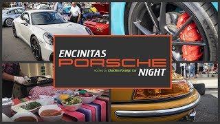 Encinitas Porsche Night - Encinitas Cruise Night