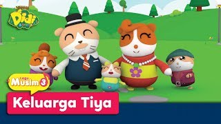 Video Didi & Friends | Lagu Baru Musim 3 | Keluarga Tiya download MP3, 3GP, MP4, WEBM, AVI, FLV Agustus 2019