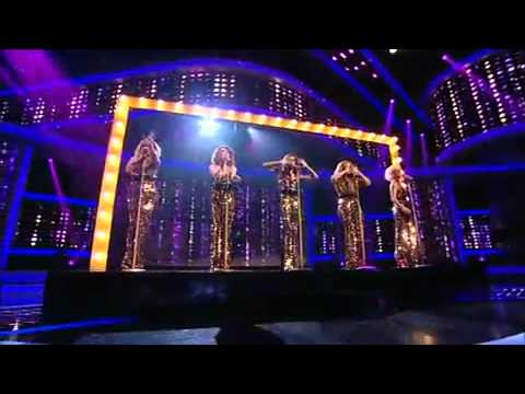 Save Girls Aloud - The Promise - The X Factor Pics