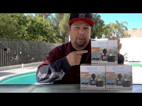 Best Dash Cam 2018 - Rove R2-4K Dash Cam Review (Giveaway Over)