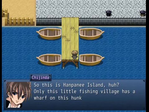 Shrink 'High Gaiden Hanpane Island English Walkthrough Part 1