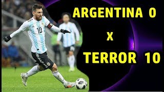 Jogadores da ARGENTINA Cancelam JOGO contra ISRAEL