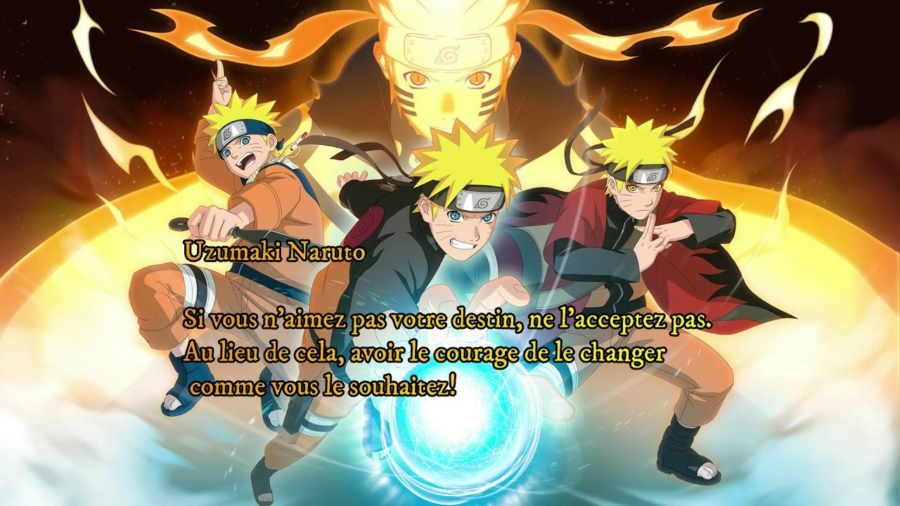 Citation Audio Cite Par Danny Prince De Serie Naruto Manga Youtube