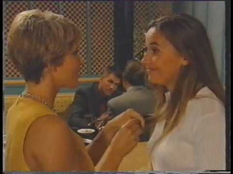 Holly's Lesbian Romance With Suzi From Family Affairs 38
