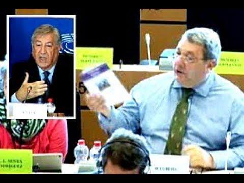 You, Sir, are the Voice of Oppression, UKIP MEP David Coburn tells Commissioner Vella