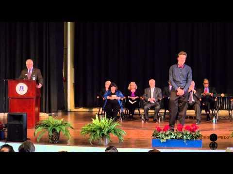 URI University Academic Excellence Awards 2014