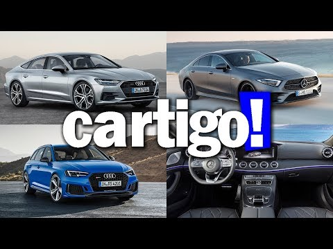 Cartigo! #32 - Audi RS4 Avant, Audi A7 e Mercedes CLS | ApC
