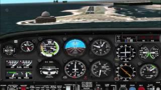 Flight Simulator 2002: Landing Crashed Planes