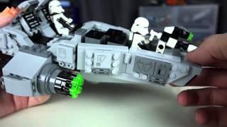 Lego Star Wars - 75100 - Лего Звездные Войны Снежный спидер Первого Ордена