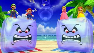 Mario Party: The Top 100 - All Gamecube Minigames (Mario Party 4-7)