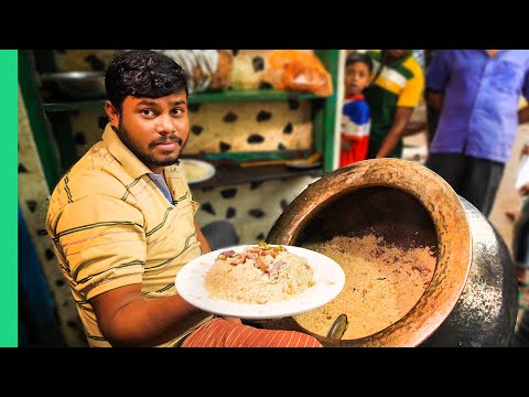 Old Dhaka Street Food!!! Most Unique Bangladeshi Food In Dhaka!!