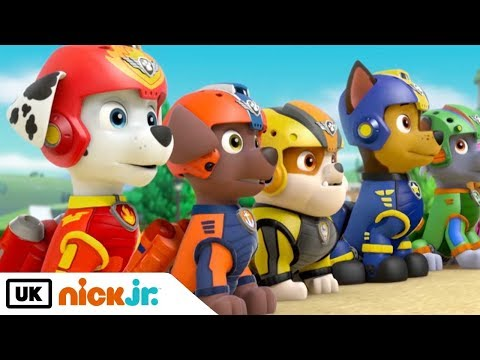 Paw Patrol | Let's Play - Air Patrol | Nick Jr. UK