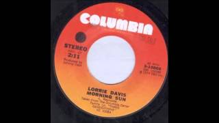 Lorrie Davis - Morning Sun [no adverts]