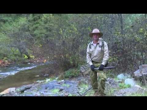 Prospecting the Sierra Nevadas, California (Part 2). Garrett ATX/AT Gold.
