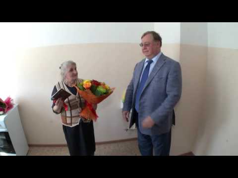 Жительца Астрахани благодарит Сергея Степашина за предоставленную квартиру по программе переселения из аварийного жилья