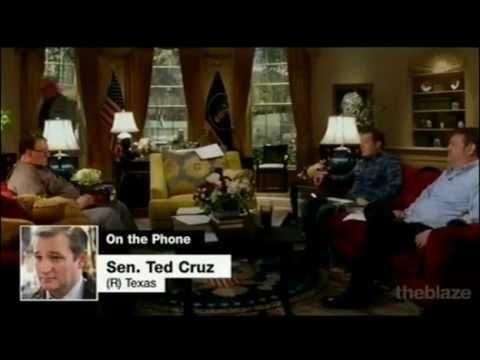 Glenn Beck Scolds Ted Cruz for Trump Endorsement