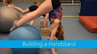 Building a Handstand » Step by Step | From Basic to Dynamic Variations