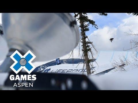 Enni Rukajärvi wins Women's Snowboard Slopestyle bronze | X Games Aspen 2018
