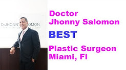 Best Plastic Surgeon in Miami | Dr Jhonny A Salomon | 305.842.3973 | Plastic Surgery