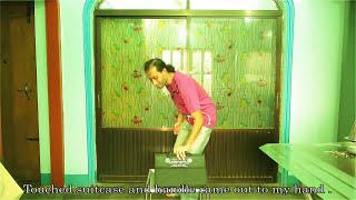 Bathroom toilet problem.Bangla funny video by Dr.Lony
