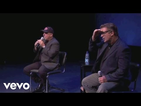 Billy Joel - Q&A: How Did You Survive Hicksville? (Hamptons 2010)