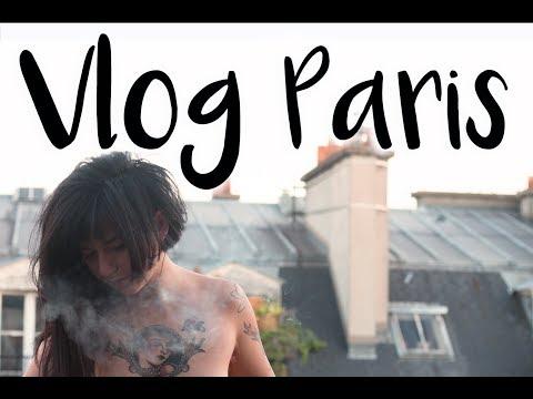 Vlog de parisienne : mes moments magiques 💜