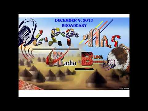 RADIO BLINA - DECEMBER 9, 2017 BROADCAST