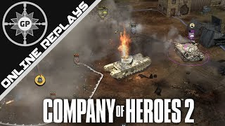 One Final Stand Against Defeat - Company of Heroes 2 Online Replays #312