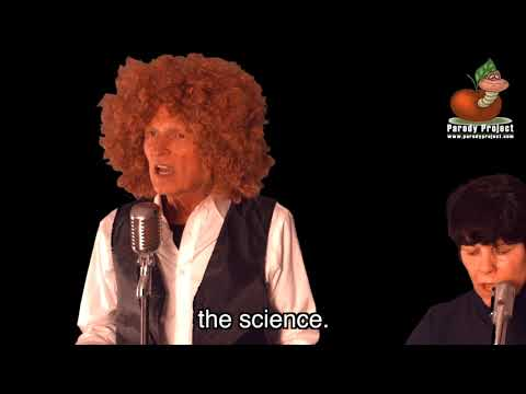 Confounds the Science - (Parody of) Sound of Silence - REMIX