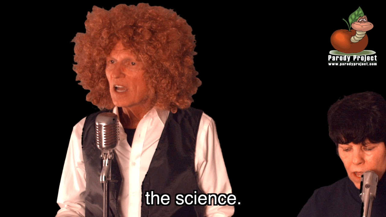 Confounds the Science - Parody on Sound of Silence