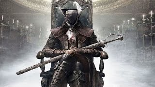 Bloodborne Old Hunters DLC Game Movie