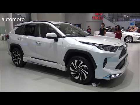 The New TOYOTA RAV4 2020