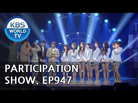The Participation Show I 올라옵Show [Gag Concert / 2018.05.12]