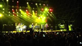 Deep Purple live in Rome, 22.07.2013 - Smoke on the water