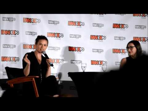 Hayley Atwell Talks About Agent Carter, Conviction - Clip from Fan Expo 2016