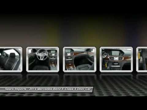 2014 Mercedes-Benz E-Class E350 Sport Minnetonka Minneapolis Bloomington,MN 23666