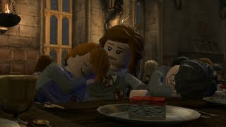 LEGO Harry Potter Years 5-7 Walkthrough Part 2 - Year 5 -