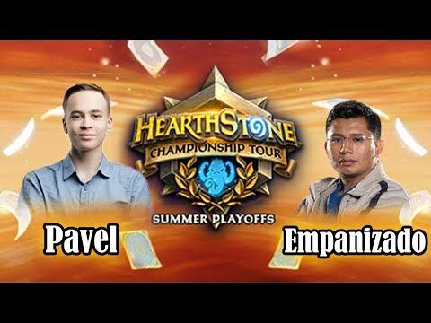 HCT SUMMER : PAVEL VS EMPANIZADO