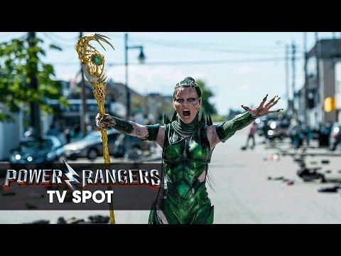 "Power Rangers (2017 Movie) Official TV Spot – ""Rita Repulsa"""