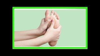 Массаж ног, который снимет напряжение и улучшит настроение