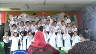 SK Pekan 1 Ranau-Choral speaking