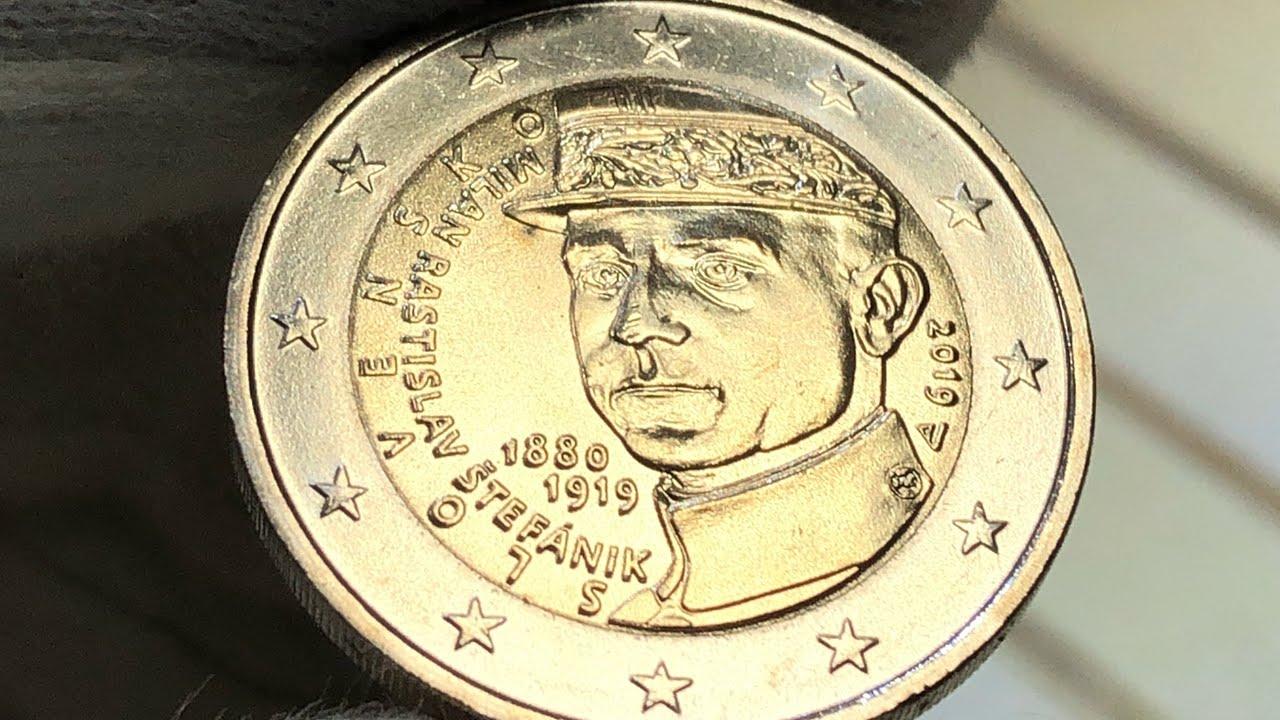 slovensko 2 euro coin