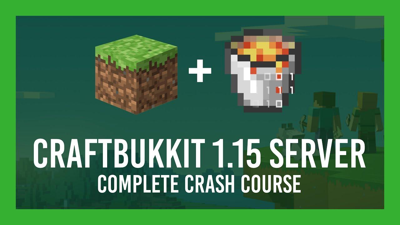 Download How to make a Bukkit 1.15 Server (Free | +Plugin & Port Forwarding guide | Getbukkit.org)
