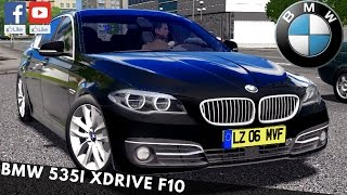 City Car Driving - BMW 535i xDrive F10 | + Download [LINK] | 1080p & 60FPS